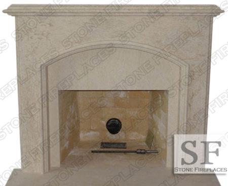 Fireplace Mantel, Facing Modern