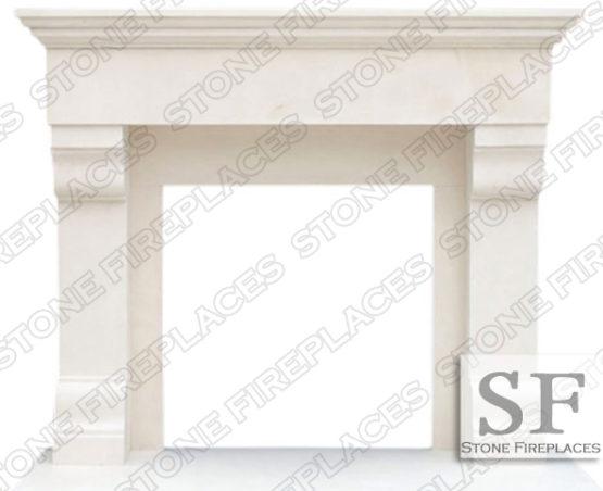 Limestone Fireplaces