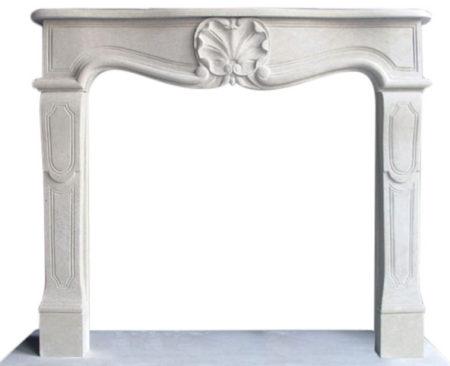 Sandstone Fireplace Surrounds